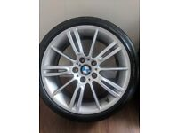 BMW MV3 Alloy Wheel