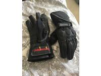 Global Warming Reflex Motorbike Gloves - Size: Msall