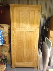Pine Wardrobe has been in the family for years.