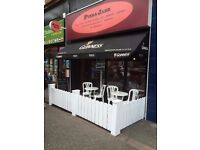 Experienced Waiting Staff