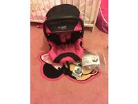 Isafe baby car seat
