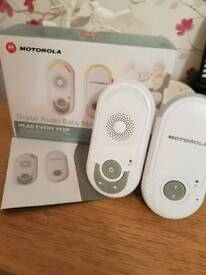 Motorola baby monitors
