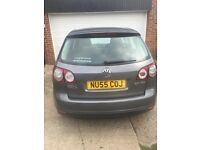VW GOLF PLUS 2.0TDI GT