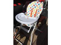 Babar high chair