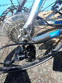 Hybrid road bike bicycle