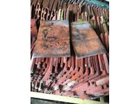 Reclaimed rosemary roof tiles