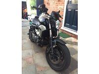 MT03 660cc A2 Motorbike