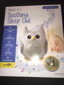 Sleep owl new and in box