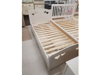 Collection New Mia Bedroom Set - White (Please call - Michal 07851770393)