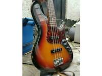 Fender USA Jazz Bass Deluxe 2002