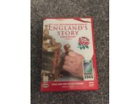 England's Story DVD - Rugby World Cup 2003