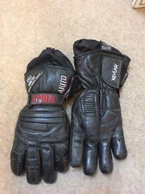 Kevlar Ladies Motorcycle Gloves