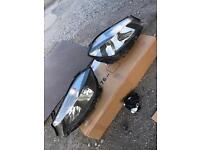 2 x mercedes aclass A class w176 amg car breaking spares not xenon headlamp headlights