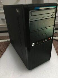 PC Intel Core 2 Duo 2.00GHz, 4GB RAM, 500GB HDD