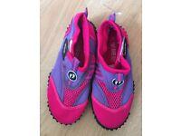 Beach/surf shoes size 13