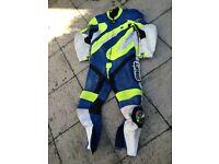 Motor bike all in one suit
