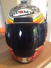 Suomy motorbike helmet