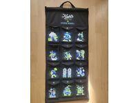 FREE - Kiehl's hanging storage pouches