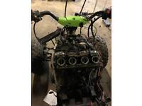 Quad project ( 600cc)