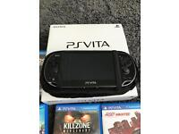 Ps vita bundle with 9 games included