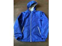 M&S boys kagool/lightweight jacket age 12-13
