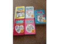 Rachel Renee Russell Dork Diaries £1 each