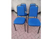 3 Strong chairs (Delivery)