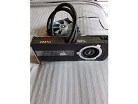 MSI Geforce GTX 980 Ti Sea Hawk NVIDIA Graphics Card with Corsair Hydro Liquid Cooling 6GB