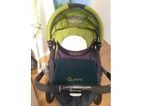 Quinny 2 in 1 pram/buggy