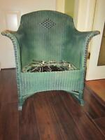 Imperial Rattan Company LTD. Stratford - Vintage Rocking Chair