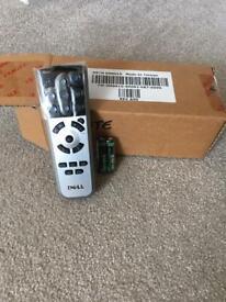 Brand New Dell Projector Remote Control