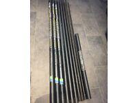 Preston Gis14 16m pole package