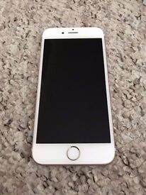 MINT Condition! Apple iPhone 6s 16GB Rose Gold Unlocked Boxed Smartphone