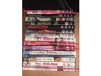 102 DVDs *URGENT SALE*