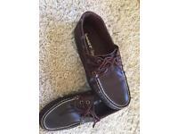 Timberland boat shoes men's uk6.5