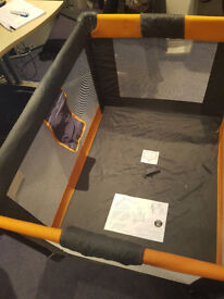 ABC Design Travel Cot Bed