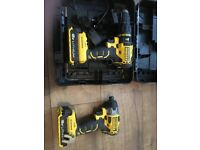 Stanley fatmax brushless 18v combo and impact driver