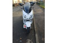 TGB maxi scooter 125cc Xmotion