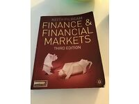 Finance and financial market