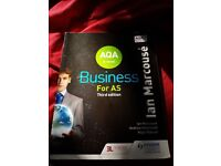 Business for AS, 3rd edition.