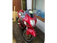 #MAuto(S) SUZUKI HAYABUSA 2000 LIMITED EDITION LOW MILEAGE FULLY EQUIPPED CUSTOM SUPERSPORTS BIKE