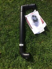 Ideal flue plume kit
