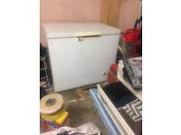 Deep chest freezer