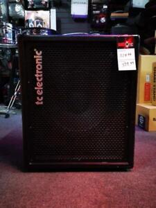 BASS AMP TC ELECTRONIC BG250 112