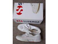 Superga 2750 Unisex Sneakers size 8 UK