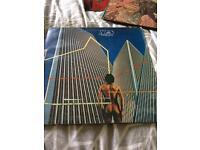 Yes prog rock album vinyl