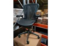 Fully loaded Herman Miller Aeron Chair