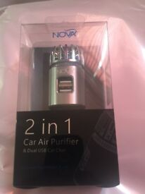 Car Air Purifier [Brand New]