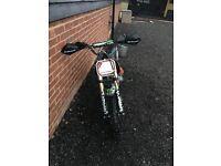 140 somp pit bike