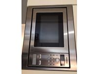 Built in Microwave - Siemens Electrogerate GMBH HF17055GB Made in the UK